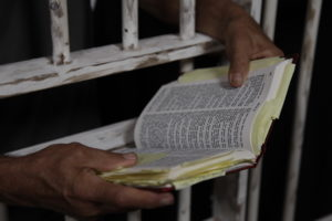 Christian Prisoners Receive Letters
